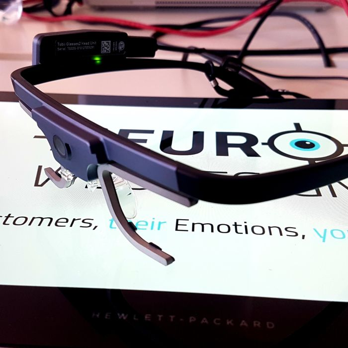 eye tracker di neurowebdesign